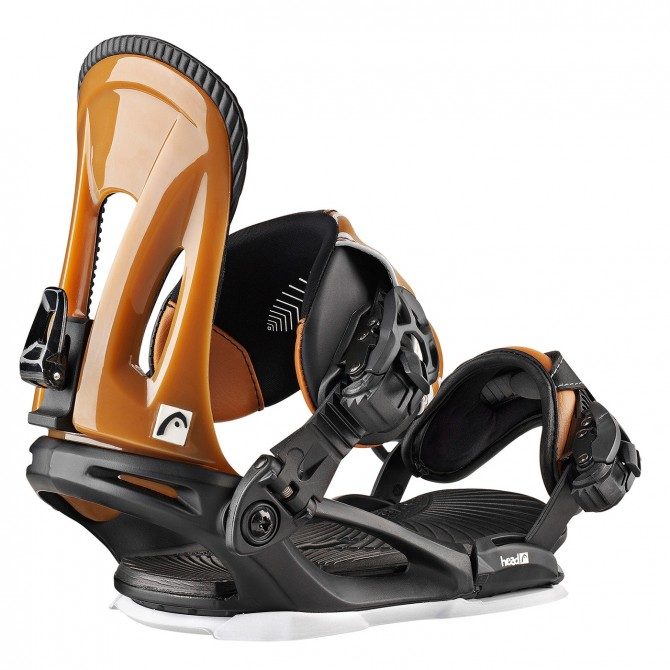 Fixations snowboard Head Nx Three