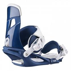 Fixations snowboard Head Nx One bleu