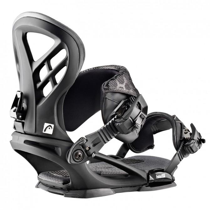 Snowboard bindings Head Nx Five