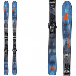 Esquí Nordica Navigator 85 Fdt + fijaciones Free 11 Fdt