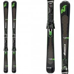 Esquí Nordica Gt 76 Ti Evo + fijaciones Tpx 12 Evo