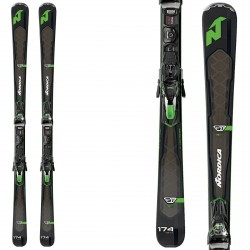 Ski Nordica Gt 76 Ti Evo + fixations Tpx 12 Evo