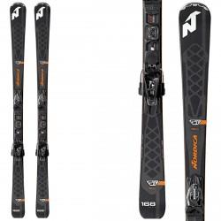 Esquí Nordica Gt 76 Ca Evo + fijaciones N Adv Pr Evo