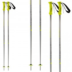 Ski poles Head Multi yellow