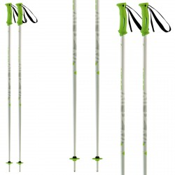 Ski poles Head Multi green