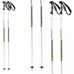 Bastones esquí Head Multi S verde