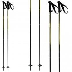 Bastones esquí Head Joy negro-amarillo