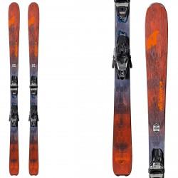 Esquí Nordica Navigator 80 Fdt + fijaciones Free 11 Fdt
