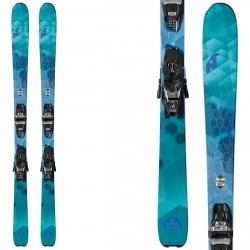 Esquí Nordica Astral 84 Fdt + fijaciones Free 11 Fdt