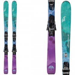 Ski Nordica Astral 78 Fdt + bindings Free 11 Fdt