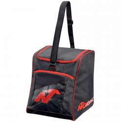 Boot bag Nordica black-red