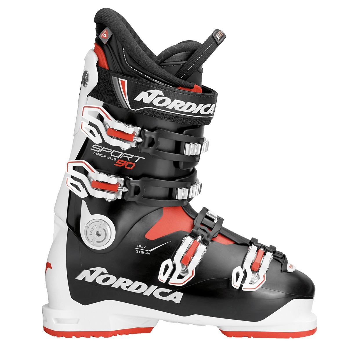 chaussures ski nordica sportmachine 90 chaussures ski. Black Bedroom Furniture Sets. Home Design Ideas