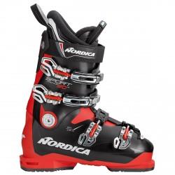 Scarponi sci Nordica Sportmachine 90 R rosso-nero