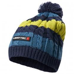 Cappello Lego Ayan 775 Bambino blu-giallo