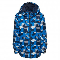Ski jacket Lego Jazz 772 Junior blue