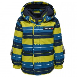Ski jacket Lego Jaxon 774 Junior yellow