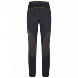 Mountaineering pants Montura Vertigo Woman black-malaga