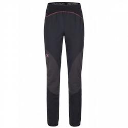 Pantalones montaña Montura Vertigo Mujer negro-malaga
