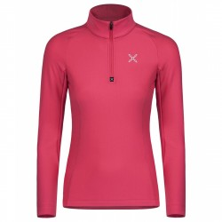 Mountaineering jersey Montura Under 2 Woman pink