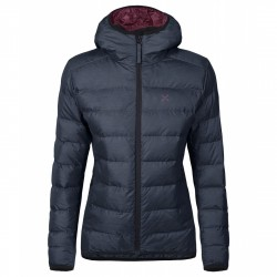 Mountaineering down jacket Montura Atlantic Woman blue
