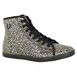 scarpe Fred Perry alta Donna