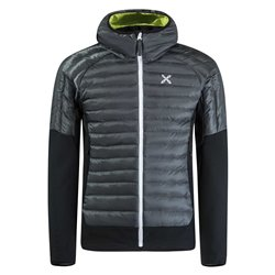 Mountaineering jacket Montura Formula Pro Man grey