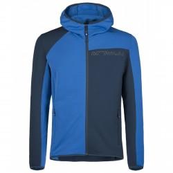 Mountaineering jersey Montura Sky Fall Man blue