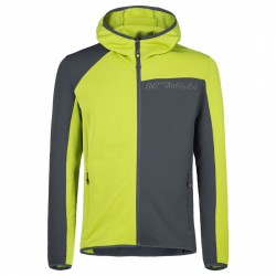 Mountaineering jersey Montura Sky Fall Man acid green