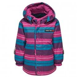 Ski jacket Lego Janna 773 Girl fuchsia-blue