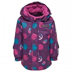 Ski jacket Lego Janna 774 Girl purple