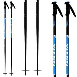 Bâtons ski Rossignol Tactic noir-bleu