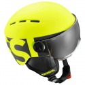 Ski helmet Rossignol Visor Jr yellow