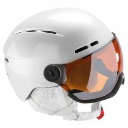 Casco sci Rossignol Visor Lady Single Lense