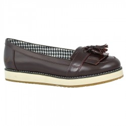 shoes Fred Perry Alma Tassel woman