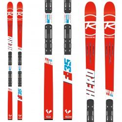 Ski Rossignol Hero Fis GS (R21 WC) + bindings Spx15 Rockerflex