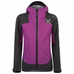 Chaqueta montaña Montura Starlight Mujer violeta