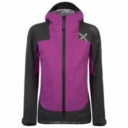 Mountaineering jacket Montura Starlight Woman purple