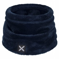 Cuello Montura Polar azul