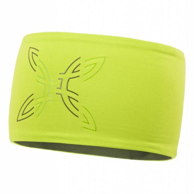 Headband Montura Segment Light acid green