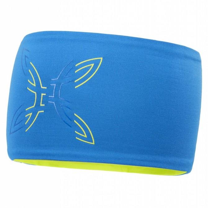 Headband Montura Segment Light light blue