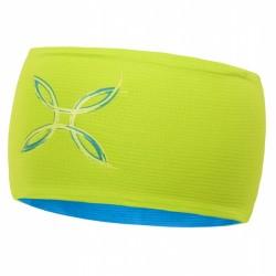 Headband Montura Light Pro acid green