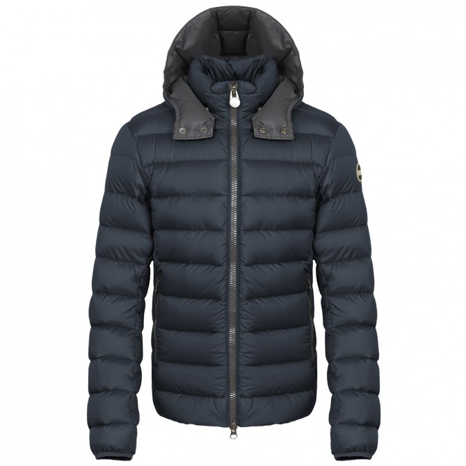Down jacket Colmar Originals Empire Man blue-grey