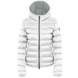 Down jacket Colmar Originals Odissey satin Woman white