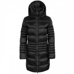 Long down jacket Colmar Originals Odissey Woman black