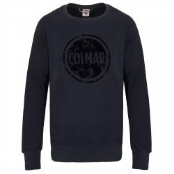 Felpa Colmar Originals Sound Uomo blu