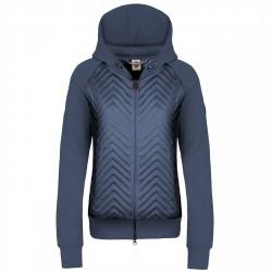 Sweatshirt Colmar Originals Density Woman blue