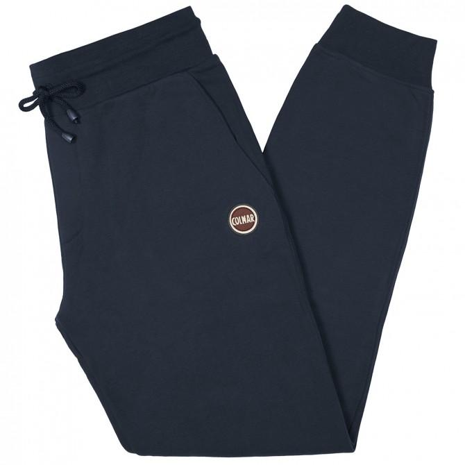 Pantalone felpa Colmar Originals Sound Uomo blu