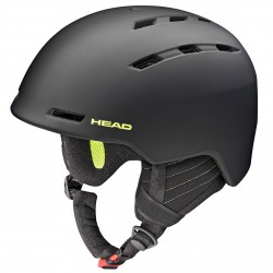 Ski helmet Head Vico black