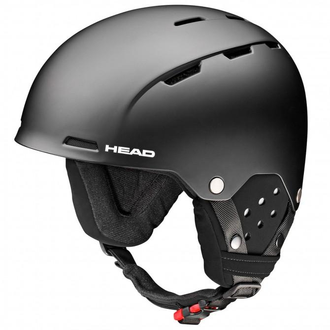 Casco sci Head Trex nero