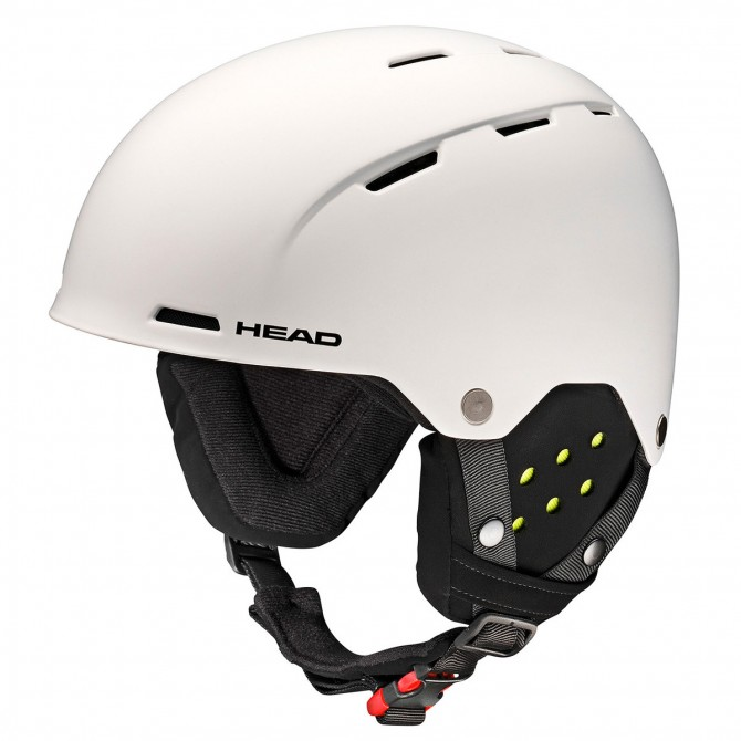 Casco esquí Head Trex blanco